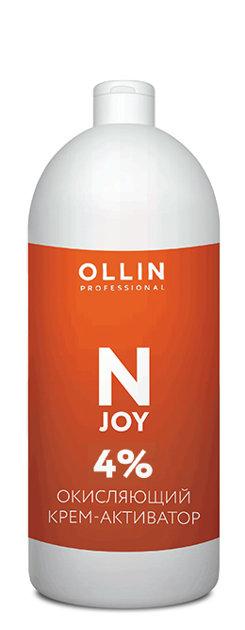 Oksidējošais krēms-emulsija OLLIN N-JOY 4%, 1L