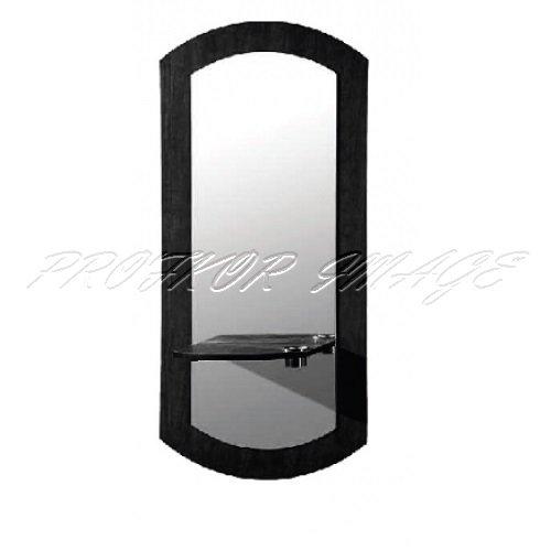 "Spogulis ""5019"" ar melno apdari"
