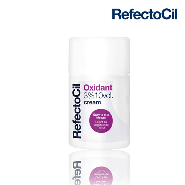 Krēmveidīgs oksidants RefectoCil Oxidant 3% Cream, 100ml