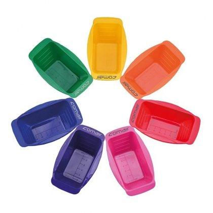 Krāsaino bļodu komplekts, 7gab