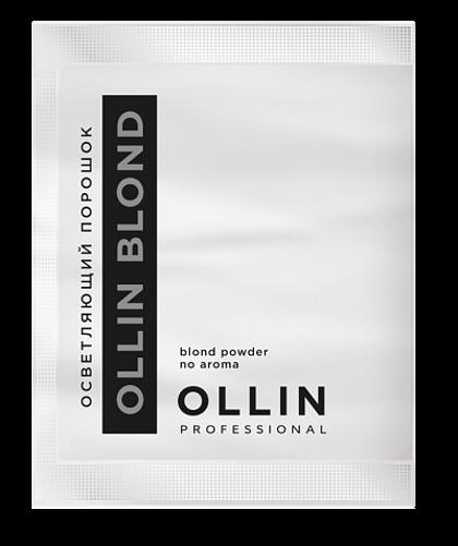 Pulverveida balinātājs OLLIN BLOND Powder No Aroma, 30gr