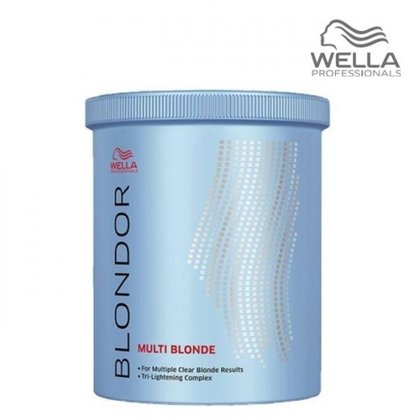 Matu balināšanas pulveris Wella Blondor Multi Blonde Powder, 800g