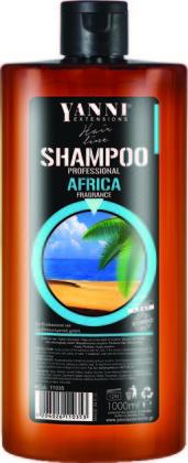 Šampūns profesionālai lietošanai YANNI Africa, 1L