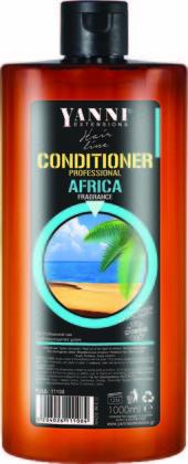 Kondicionieris profesionālai lietošanai YANNI Africa, 1L