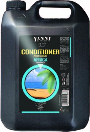 Kondicionieris profesionālai lietošanai YANNI Africa, 4L