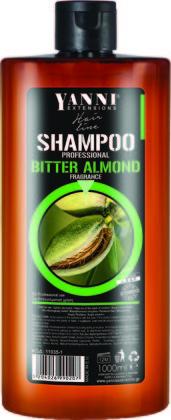 Šampūns profesionālai lietošanai YANNI Almond, 1L