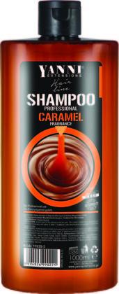 Šampūns profesionālai lietošanai YANNI Caramel, 1L