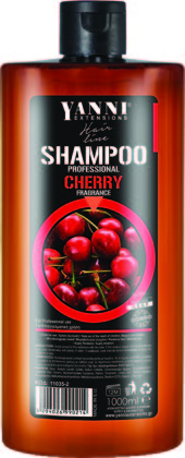 Šampūns profesionālai lietošanai YANNI Cherry, 1L