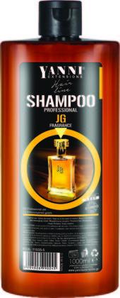 Šampūns profesionālai lietošanai YANNI Aromatic, 1L