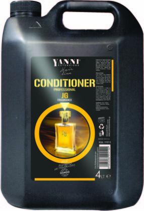 Kondicionieris profesionālai lietošanai YANNI Aromatic, 4L