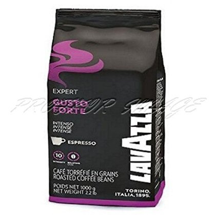 Kafija Lavazza Expert Gusto Forte Espresso, 1kg, pupinās