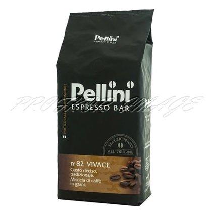 Kafija Pellini Espresso Bar No.82 Vivace, 1kg, pupiņās