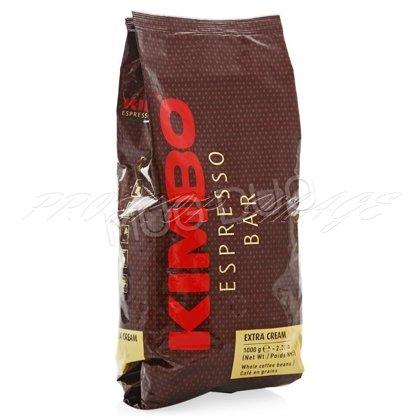 Kafija Kimbo Espresso Bar Extra Cream, 1kg, pupiņās