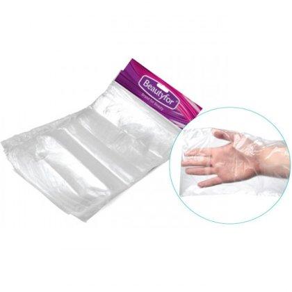 Polietilēna maisiņi parafīna terapijas procedūrām, 50 gab