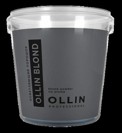 Pulverveida balinātājs OLLIN BLOND Powder No Aroma, 500gr