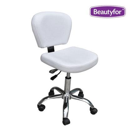 Meistara krēsls CH-855, balts