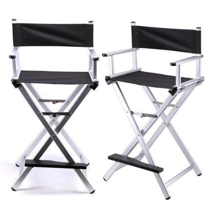 Grima krēsls, sudrabā krāsa KC-CH01