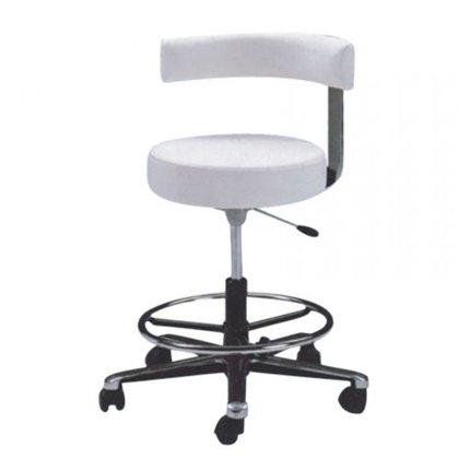 Meistara krēsls CH-828, balts