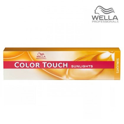 Matu krāsa Wella Color Touch /18 Sunlight Ash Pearl, 60ml