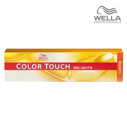 Matu krāsa Wella Color Touch /06 Relight Blonde Natural Violet, 60ml