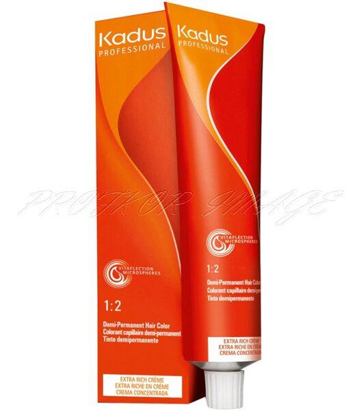 DEMI-Permanentā matu krāsa Kadus Professional, 60ml