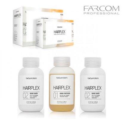 Matu aizsardzība  Farcom Bioproten Hairplex, 3x100ml