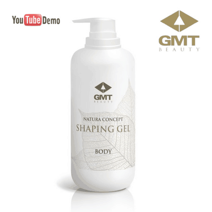 Slaidinošs gels GMT Nature Concept Body Shaping Gel, 500ml