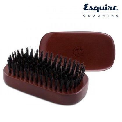 Vīriešu matu suka ar neilona sariem Esquire Grooming