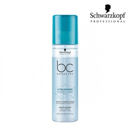 Kondicionieris Schwarzkopf BC Bonacure Moisture Kick Spray Conditioner, 200ml