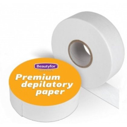 Depilācijas papīrs Beautyfor rullis ar perforāciju, 100m