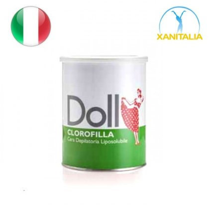 Hlorofila vasks Doll, 800ml