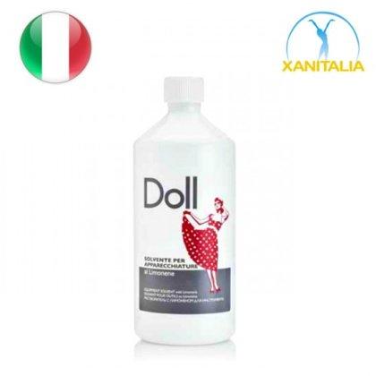 Depilācijas vaska noņēmējs Doll ar citrona smaržu, 1L