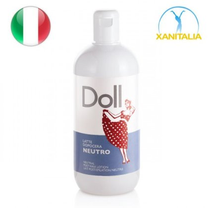 Attīroša emulsija pēc depilācijas ar neitrālu smaržu Doll, 500ml