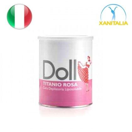 Rozā vasks Doll ar titāna dioksīdu, 800ml