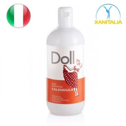 Kliņģerīšu eļļa pēc depilācijas Doll , 500ml