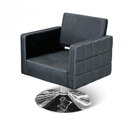 """Hidraulisks klienta krēsls frizētavai, melns """"Y192"""""""
