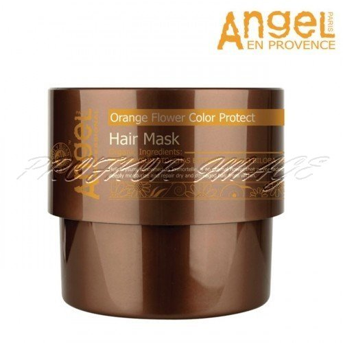 Matu krēms Angel En Provence Orange flower color protect Hair Mask, 500g
