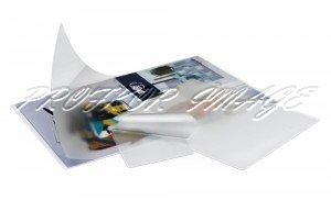Laminēšanas plēve Forpus A3, 125MK, 100lpp, caurspīdīga