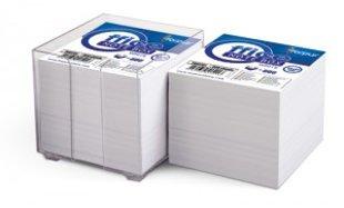 Papīrs piezīmēm Forpus - karbā, 9x9 (balta krāsa), 800lpp