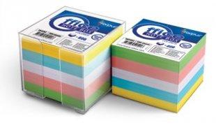 Papīrs piezīmēm Forpus - karbā, 9x9 (krāsains), 800lpp