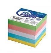 Papīrs piezīmēm Forpus nomaiņai, 8.5x8.5 (krāsains), 800lpp