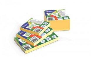 Līmlapiņas FORPUS 100x75mm 100lpp, dzeltena krāsa