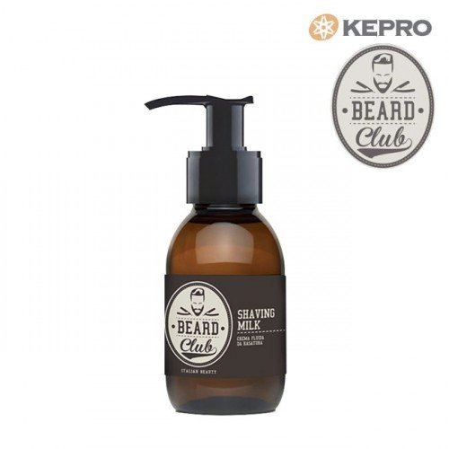 Skūšanas pieniņš Kepro Beard Club Shaving Milk, 150ml