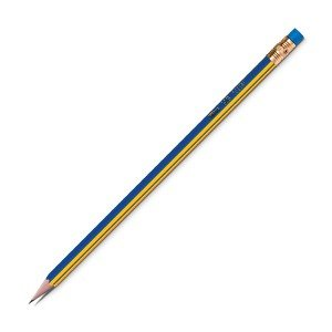 Zīmulis Forpus HB ar dzēšgumiju (uzasināts)