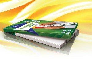 Inkjet/Laser/Copy uzlīmes A4 105x57mm/100