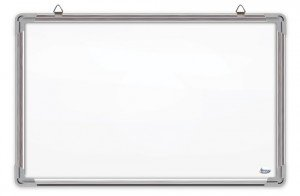Magnētiskā baltā tāfele 100 cm x 150 cm