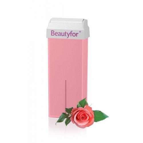 Rozā vasks ar titāna dioksīdu (Titanium Pink) Beautyfor, 100ml